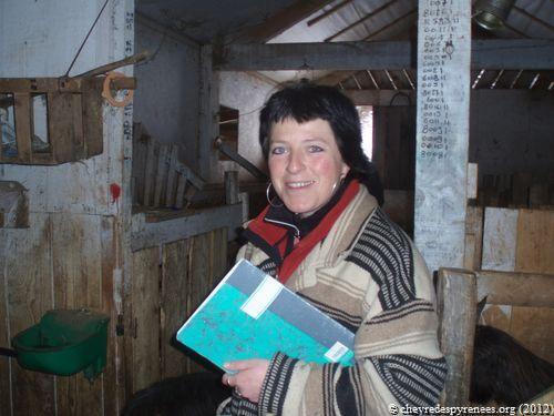 Patricia Oscaby